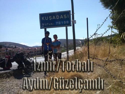 2013/09/27 (İzmir-Torbalı - Güzelçamlı)