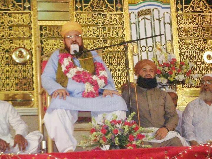 special program ramadaan karachi pakistan speech allama kaukab noorani okarvi