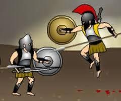 Spartakus Kan Ter Gözyaşı Oyunu