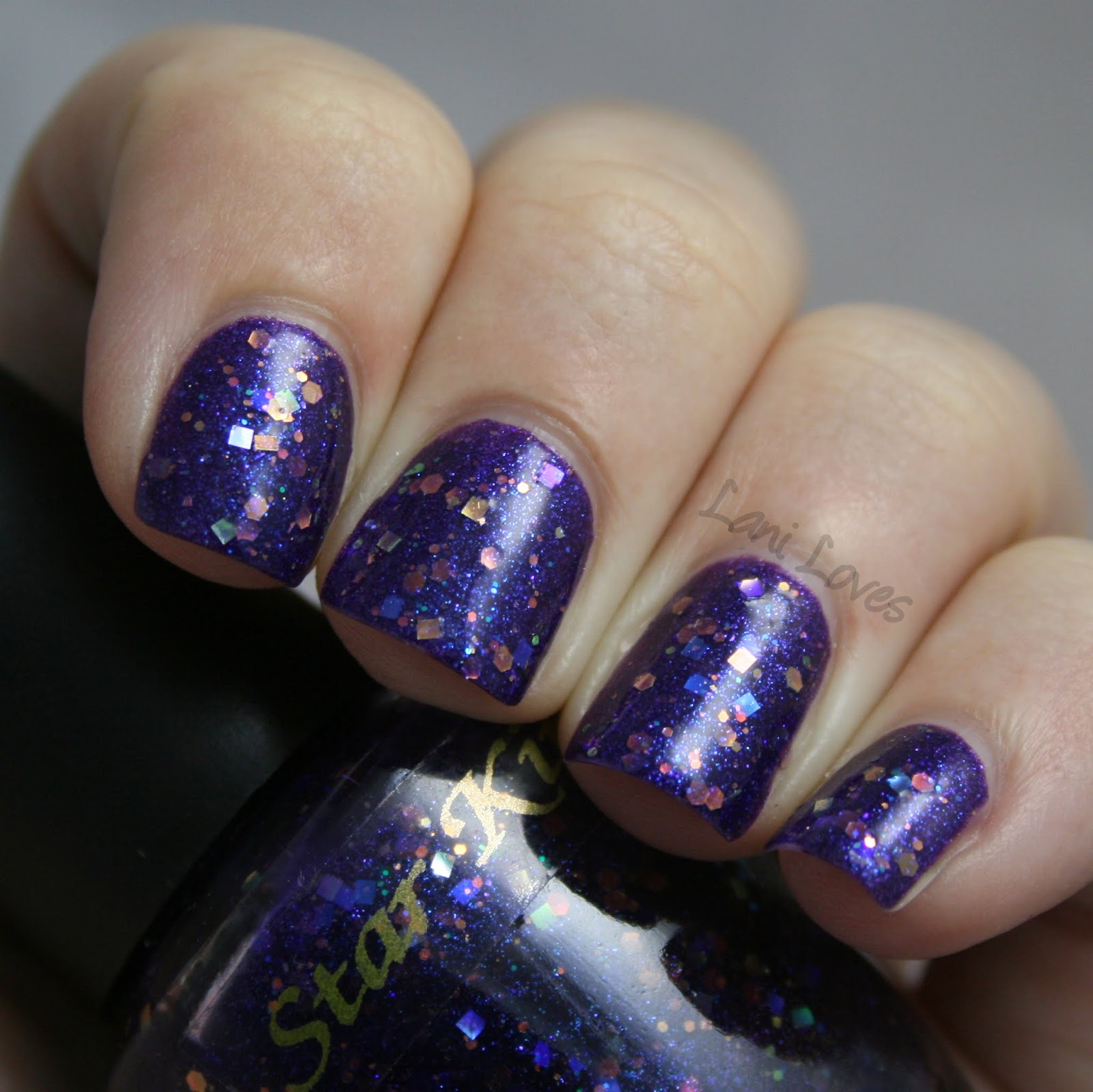 Star Kin Iri Swatch