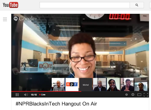 http://www.npr.org/2013/12/16/251615218/blacks-innovating-in-america