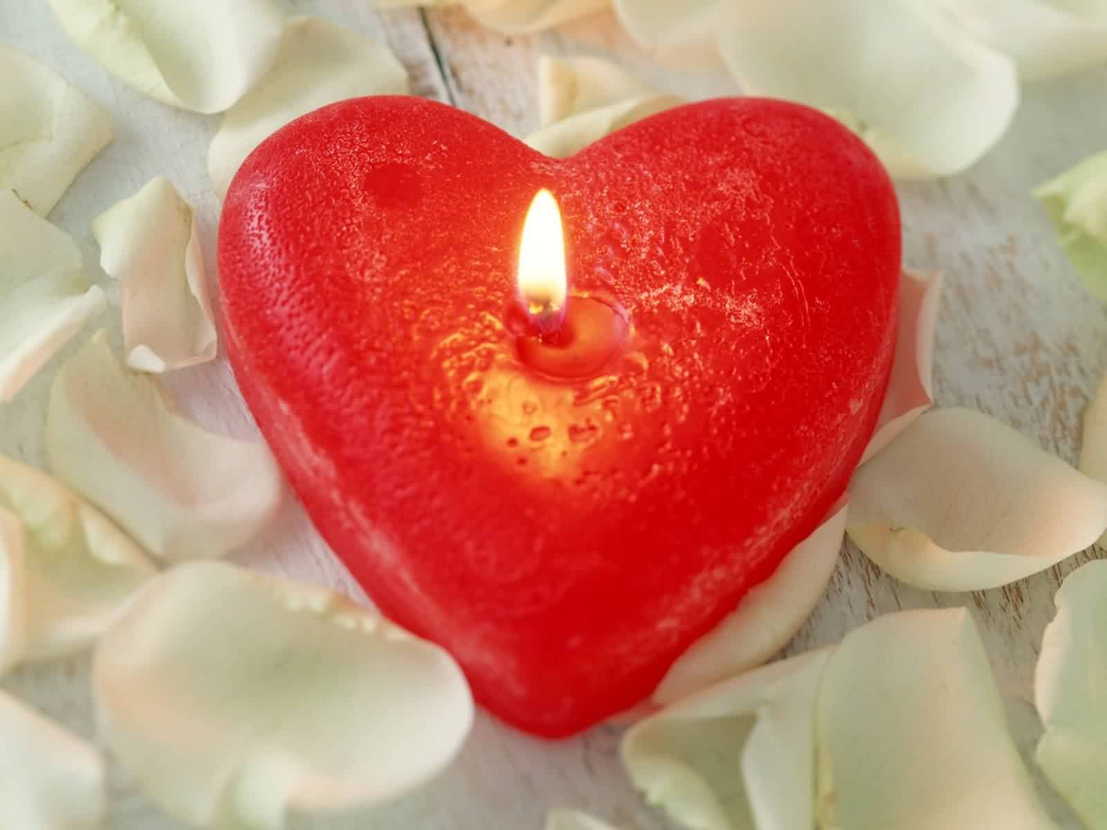 Good Wallpaper High Quality Love - Candle+on+heart+HD+wallpaper  Perfect Image Reference_711320.JPG