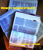 NITEWRIT'S OWN HARMONY OF THE KJV