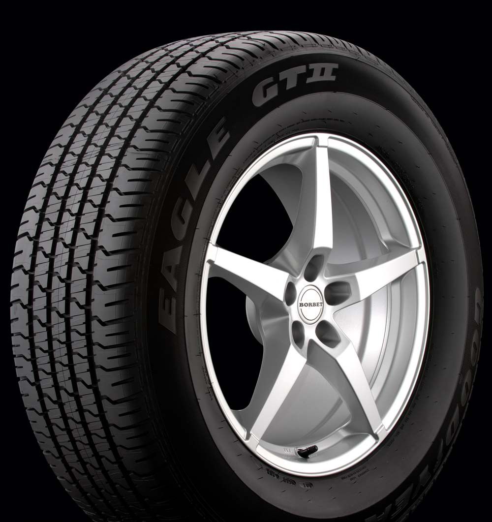 Anvelope all season Goodyear Eagle GT II