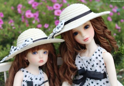 Gambar Wallpaper Barbie Dolls Cantik 902