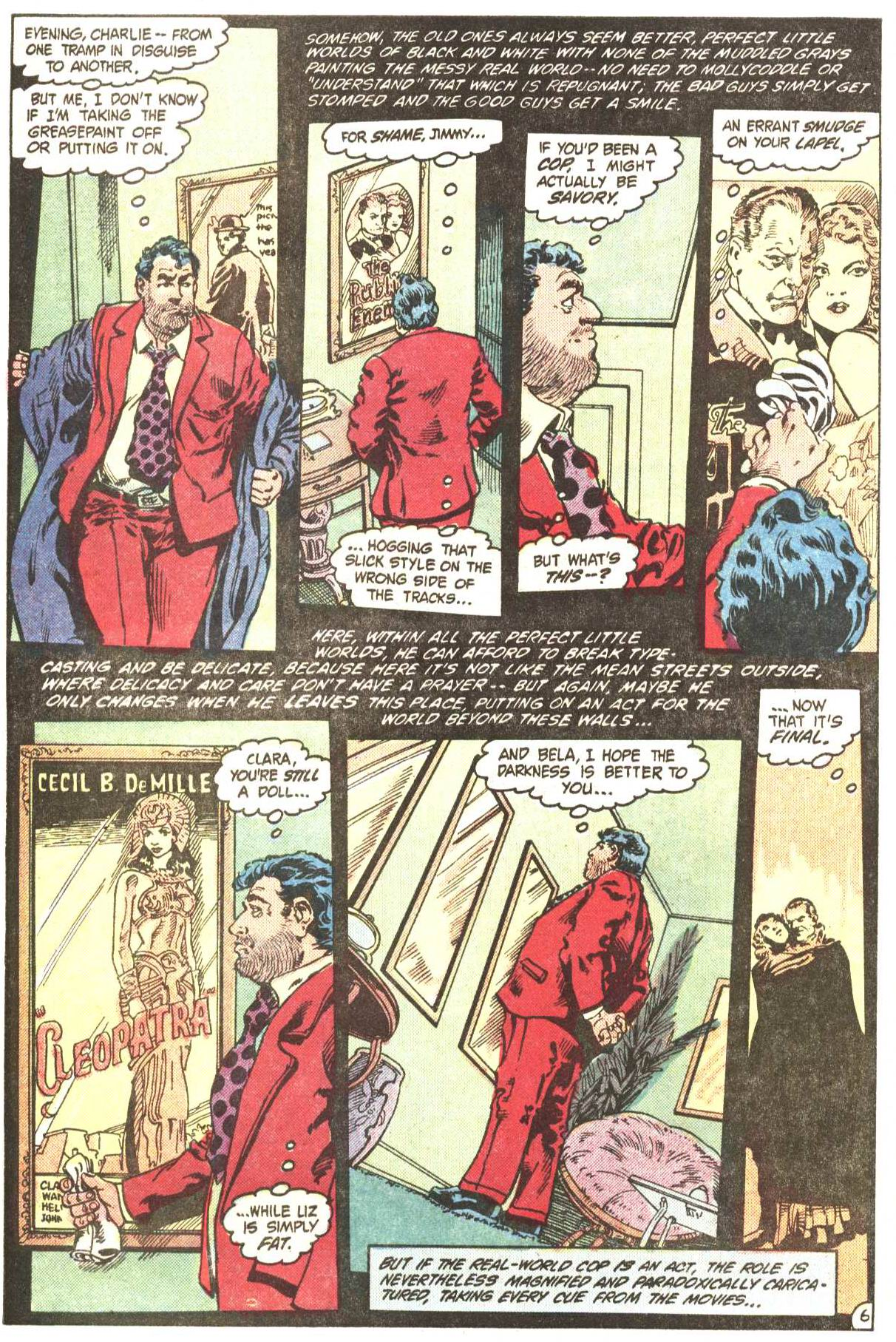 Detective Comics (1937) Issue #549 Page 7
