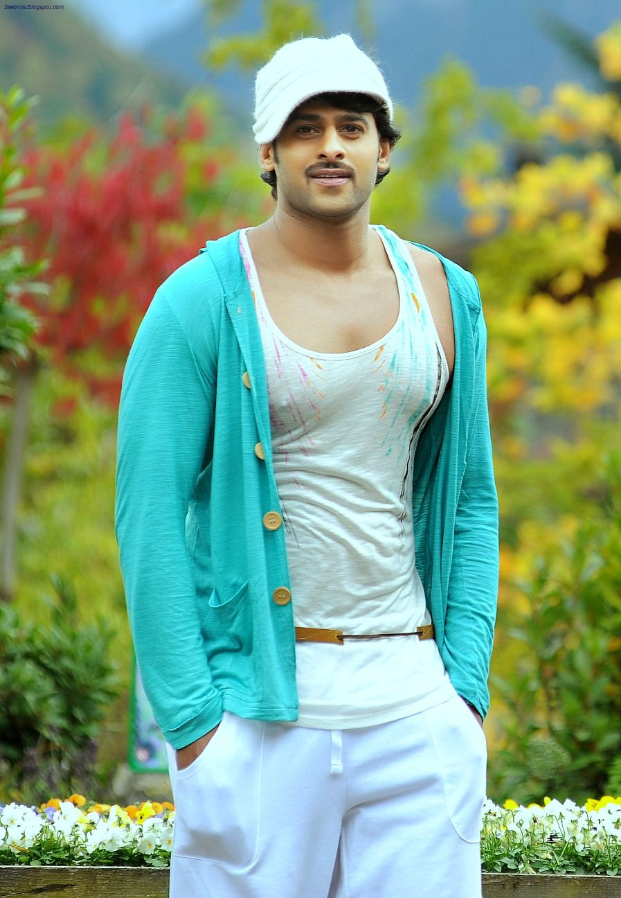 See Once Prabhas Pictures
