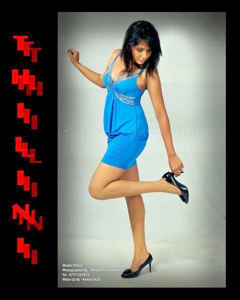 Thilini Amarasooriya sl model