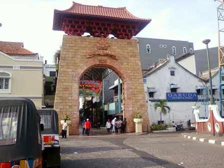Pasar Baru tempat yang cocok bagi Pecinta Fotografi