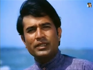 Rajesh Khanna in Zindagi Kaisi Hai Paheli Song in Anand