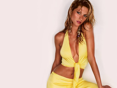 Gisele Bundchen Hot Wallpapers