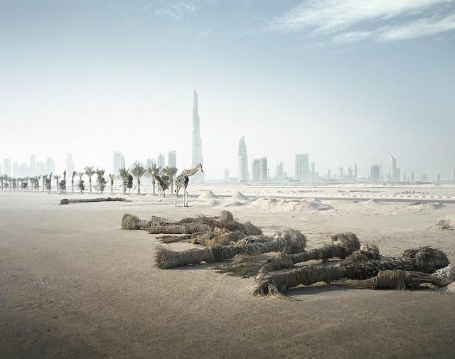 شاهد كيف ستبدو دبي بعد
