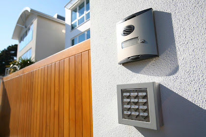 Home Security Gate Systems