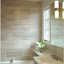 Large Scale Bathroom Tile