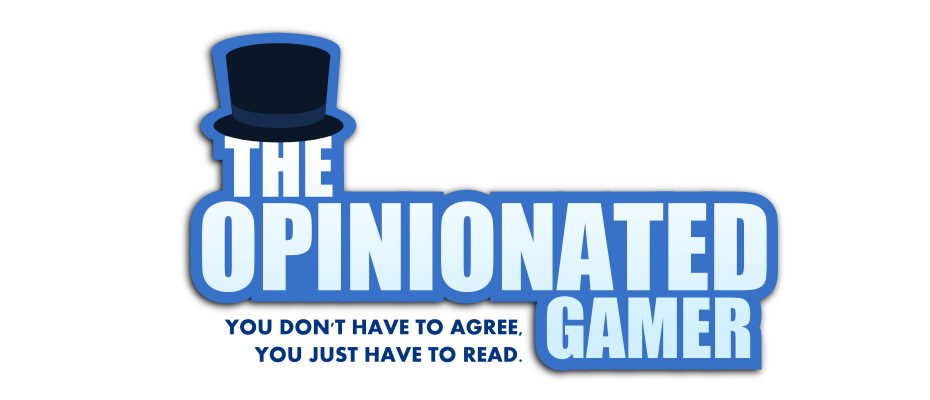 The Opinionated Gamer