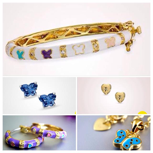 Canary Cove Girls Jewellery Pakistan