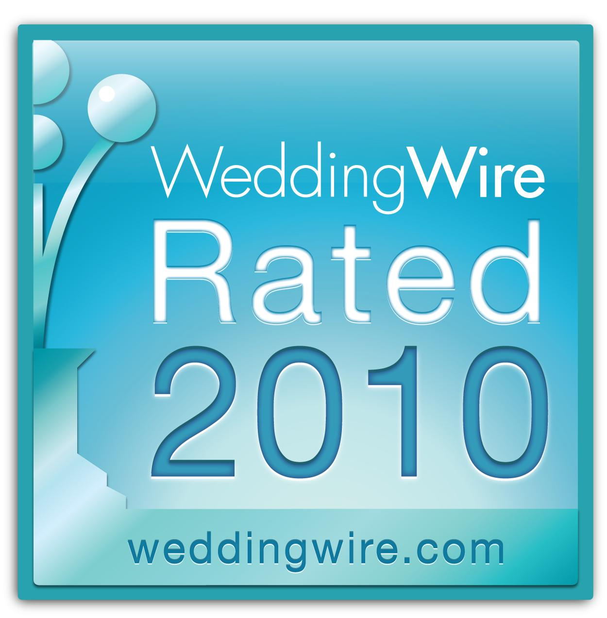 Wedding Wire: Lily Belle Events: We Are WeddingWire Rated