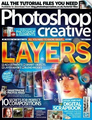 Photoshop Creative Magazine Issue 110 2014