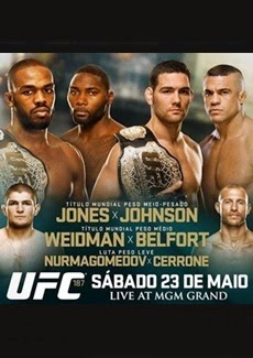 UFC/MMA