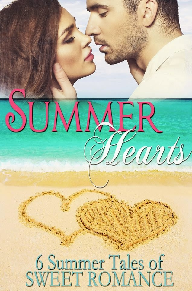 "Summer Hearts now available: includes my romantic comedy, ""The Best Place to Meet a Man"""