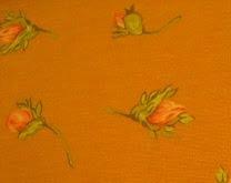 Tecido para sacos - Amarelo flores
