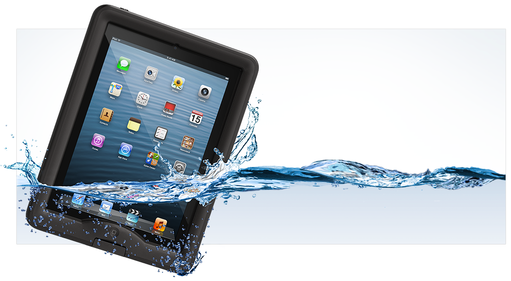 Cover-up Apple's iPad with LifeProof Nuud Case, Buy at $75