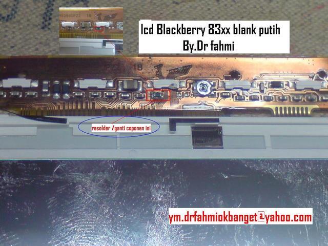 ... conector lcd mesin jika memang rusak lcd perhatikan gambar dibawah ini