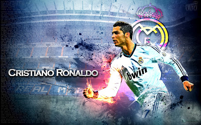 foto cristiano ronaldo real madrid 2013 Kumpulan Foto Ronaldo vs Falcao (Real Madrid vs Atletico Madrid) Terbaru 2013