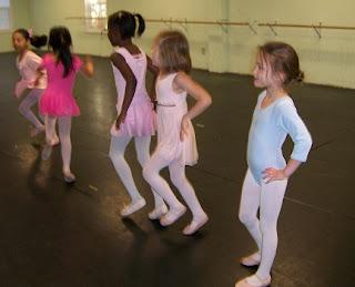 ballet classes south charlotte