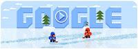 FRANK ZAMBONI GOOGLE DOODLE ICE RESURFACER GAME