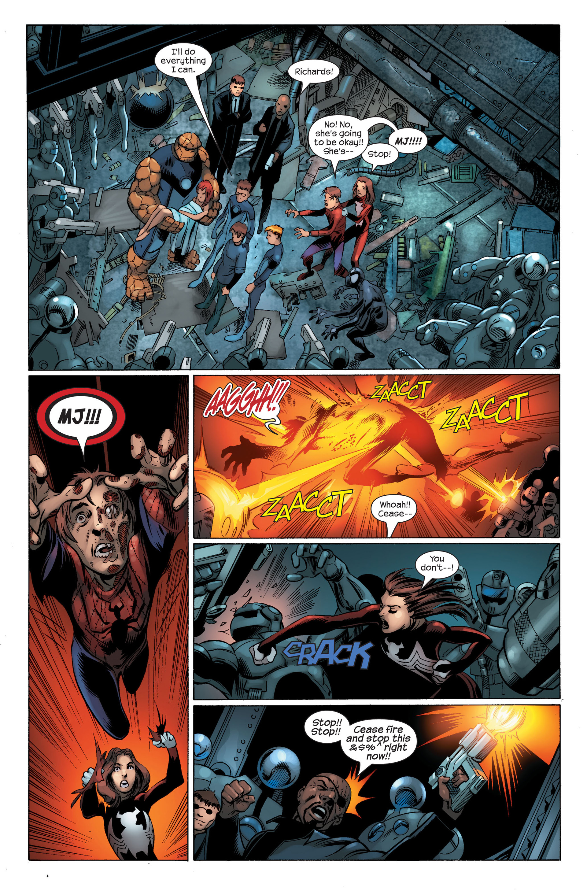 Ultimate Spider-Man (2000) Issue #103 #107 - English 10