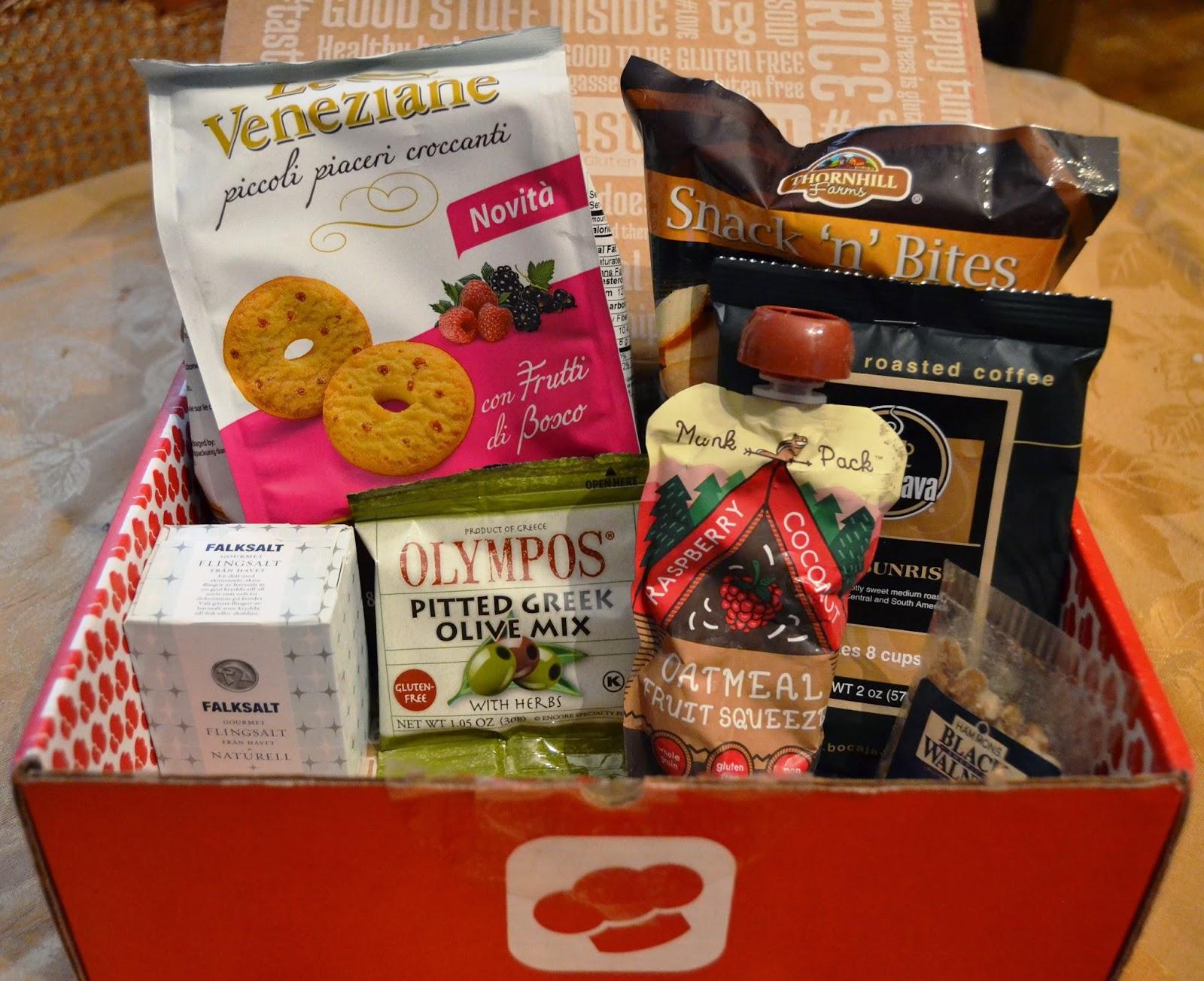 Taste Guru Gluten-Free Box