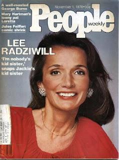 Miss Janice Lee Radziwill