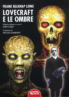 Lovecraft e le ombre, 2011, cover