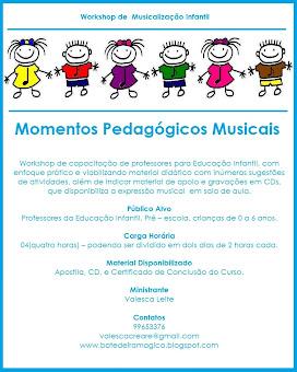 Curso de Musicalização para Professores