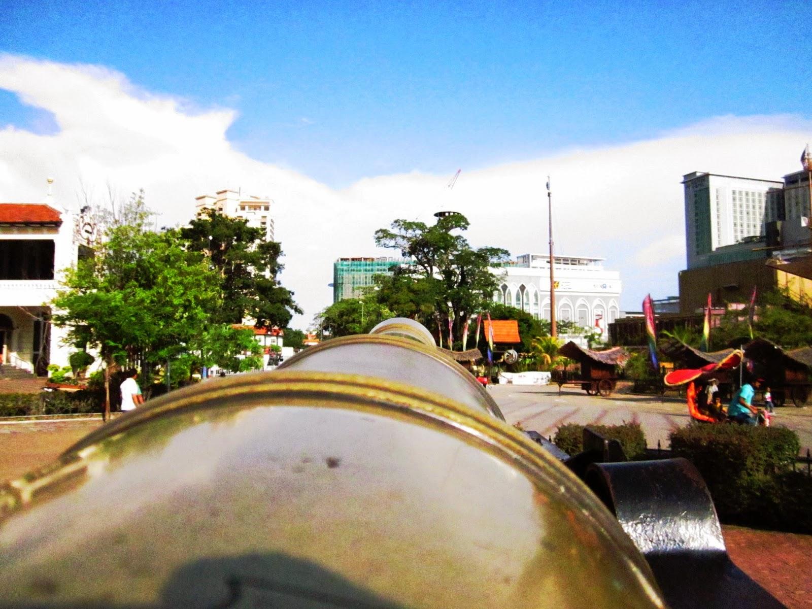 Kota A Famosa, Melaka