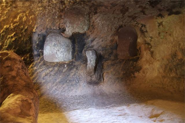 Ciudad Subterránea de Özkonak - Capadocia
