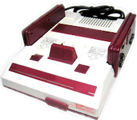 Imagen del Family Computer de Nintendo : Famicom