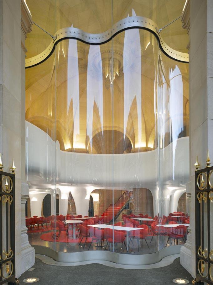 D co les incontournables de flo deco restaurant de l 39 op ra garnier par - Cafe de l opera garnier ...