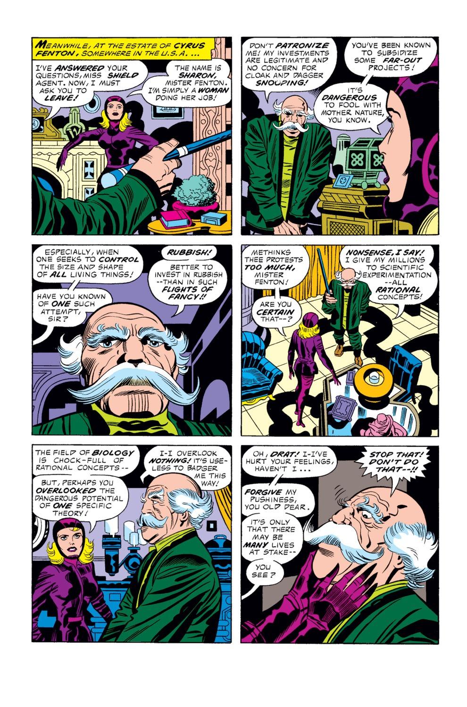 Captain America (1968) Issue #211 #125 - English 11