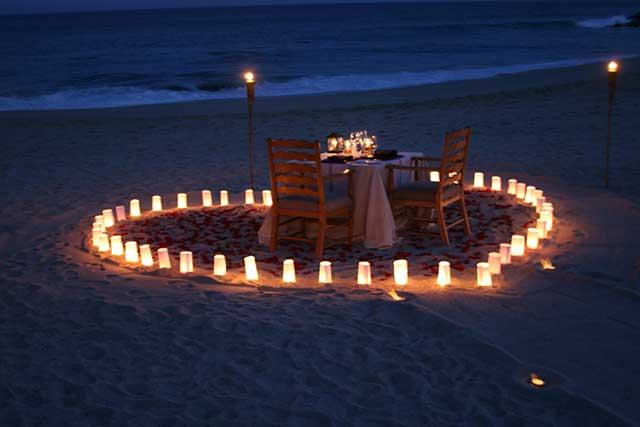 Evlenme Teklifi Fikirleri Kumsalda Evlilik Teklifi Dekor