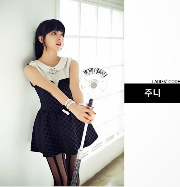 Ladies' Code Zuny So Wonderful Concept