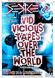VID VICIOUS TAPES OVER THE WORLD Reality Comic
