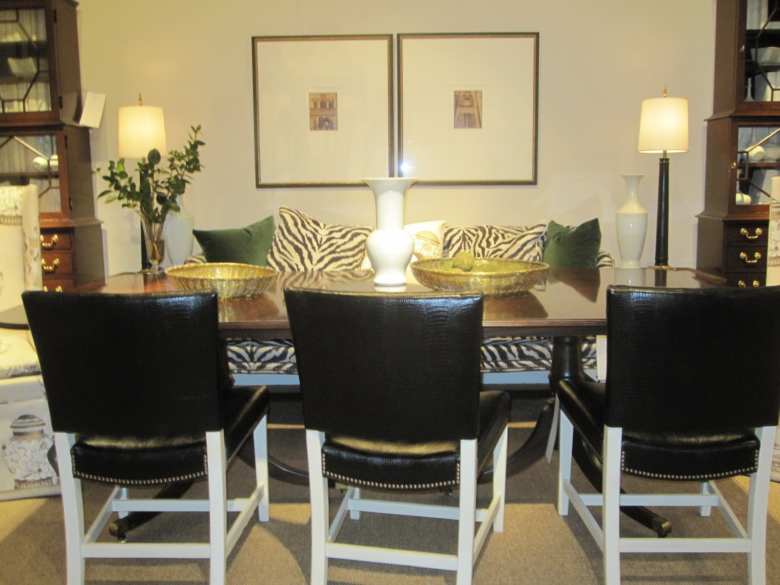 Raising This Sectional To Dining Height Creates A Much Tighter Space