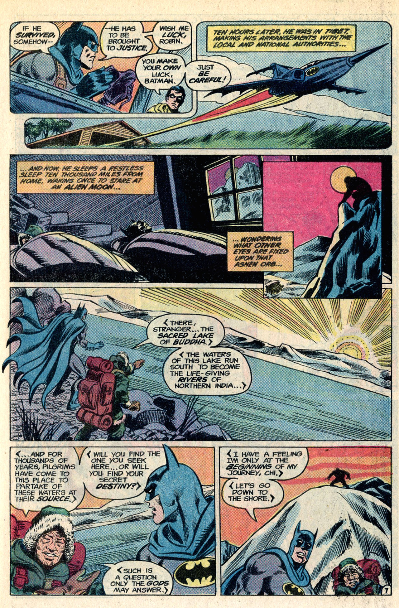 Detective Comics (1937) Issue #522 Page 11
