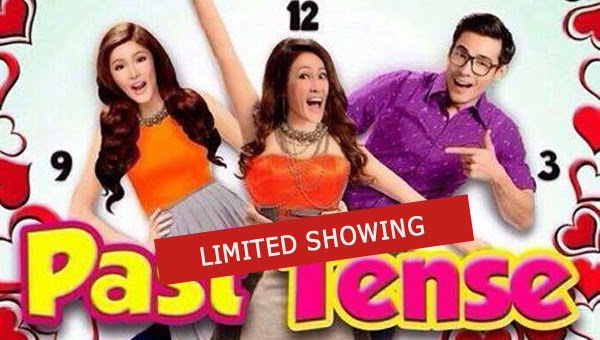 Past Tense unavailable in Visayas and Mindanao on it first day of showing