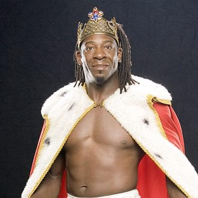 how tall is booker t