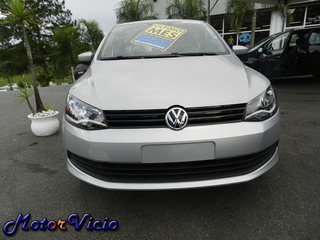 Volkswagen Gol G6 - frente