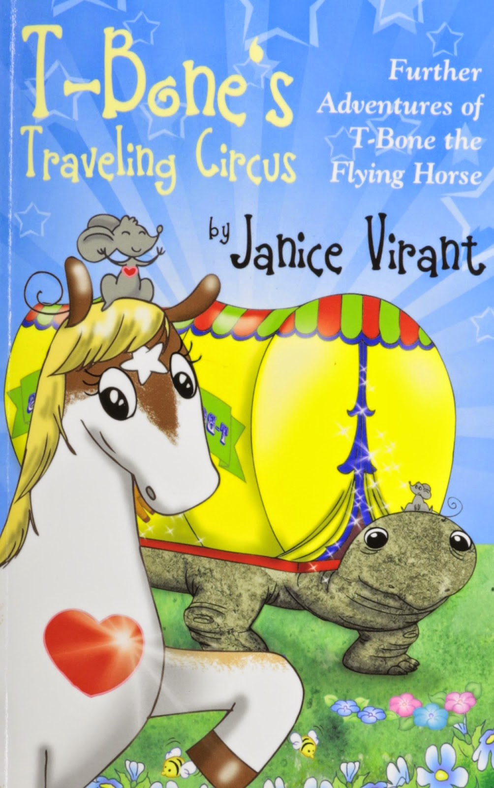 T-Bone's Traveling Circus Book Cover