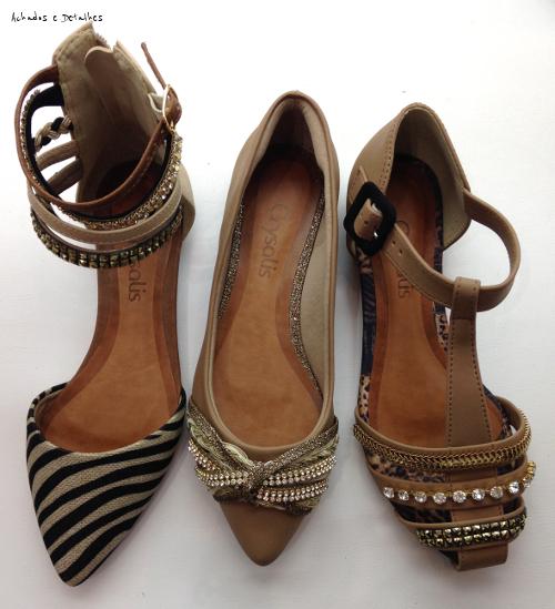 Sapatos Crysalis